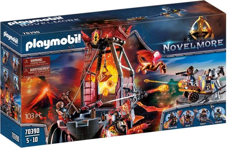 Mine de lave Novelmore - 70390