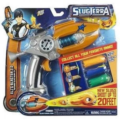 Blaster slugterra orange (simple ou double)